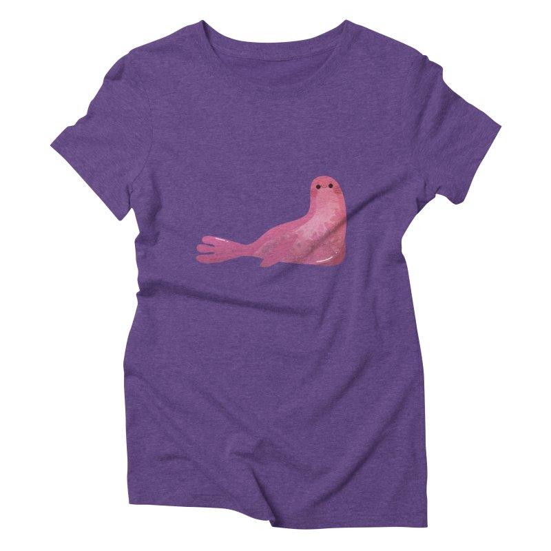 Seal Women's T-Shirt by theladyernestember's Artist Shop