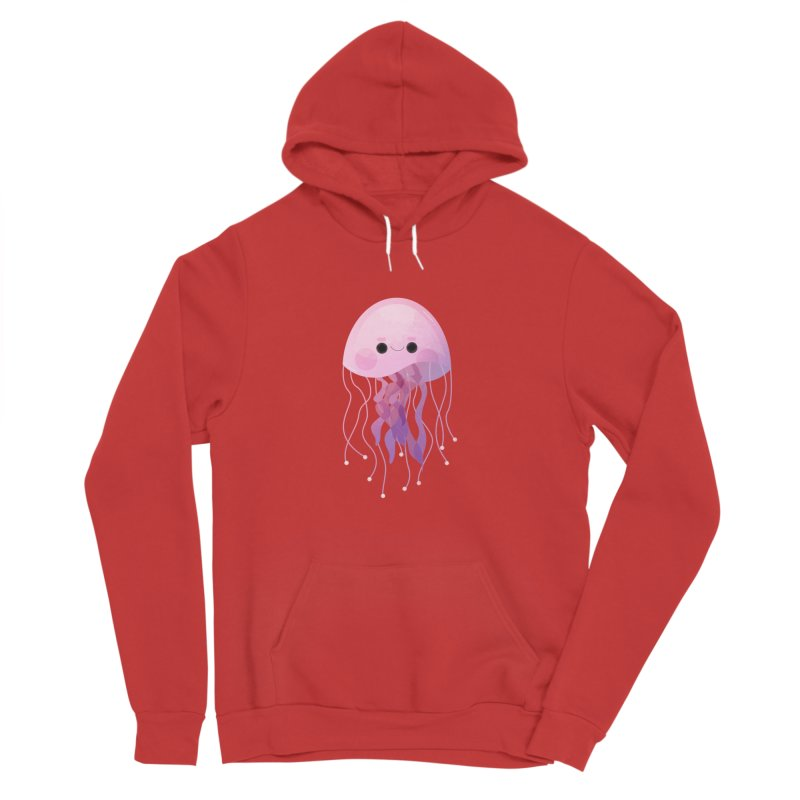 Jellyfish Men's Pullover Hoody by theladyernestember's Artist Shop
