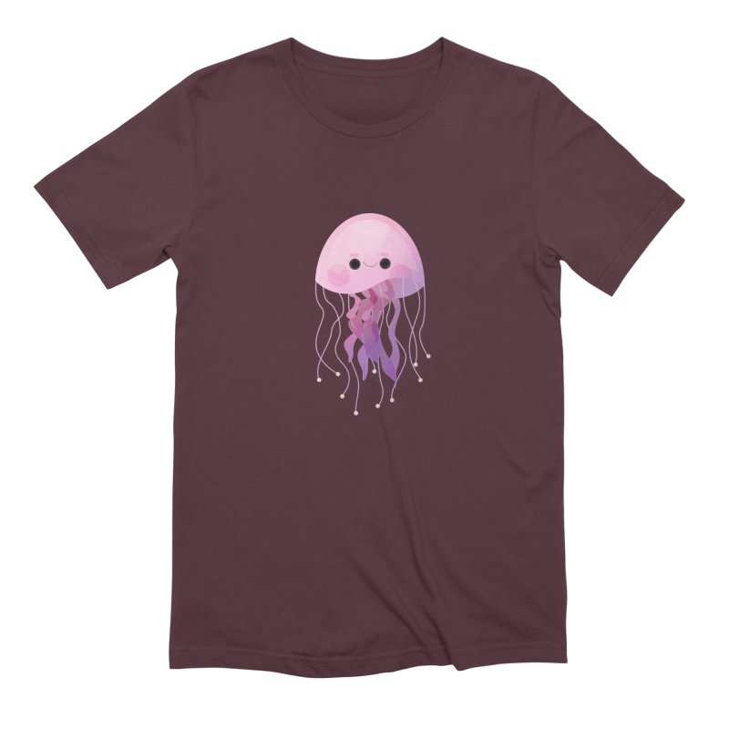 Jellyfish Men's T-Shirt by theladyernestember's Artist Shop