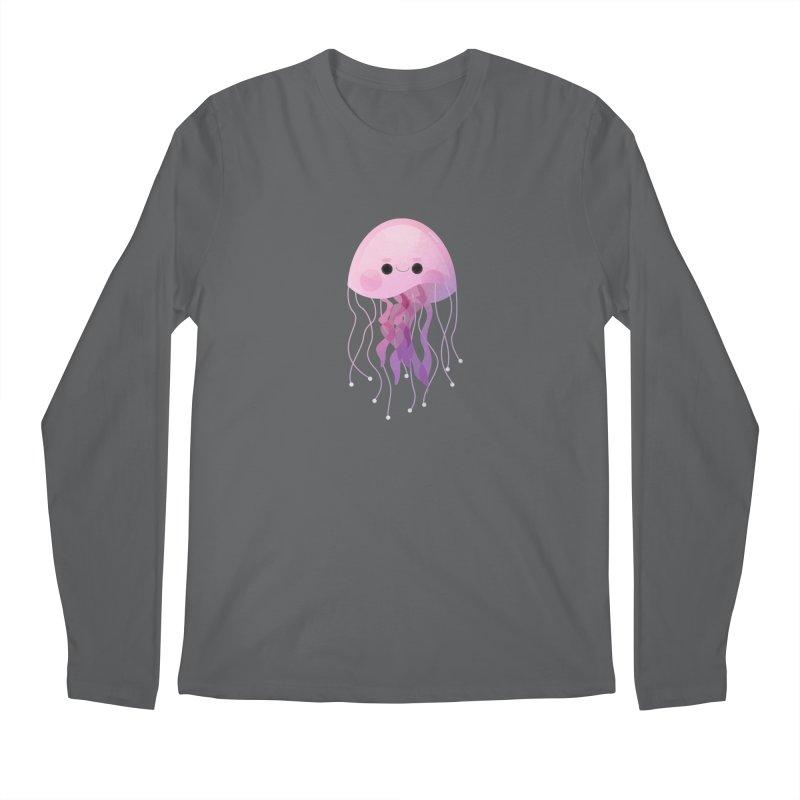 Jellyfish Men's Longsleeve T-Shirt by theladyernestember's Artist Shop