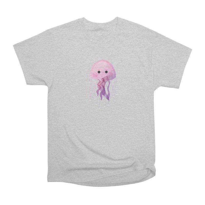 Jellyfish Men's Heavyweight T-Shirt by theladyernestember's Artist Shop