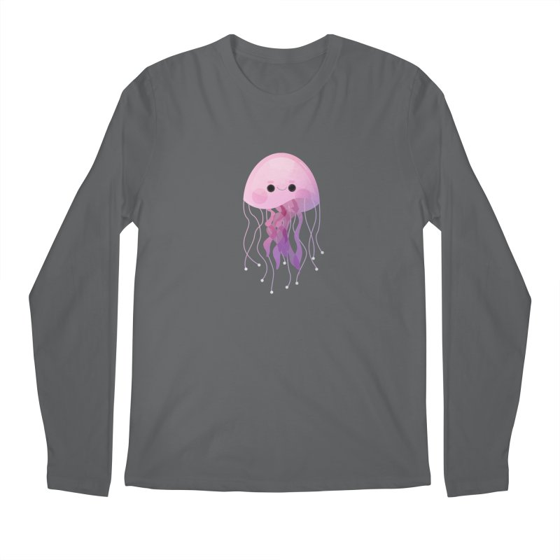 Jellyfish Men's Longsleeve T-Shirt by theladyernestember's Artist Shop