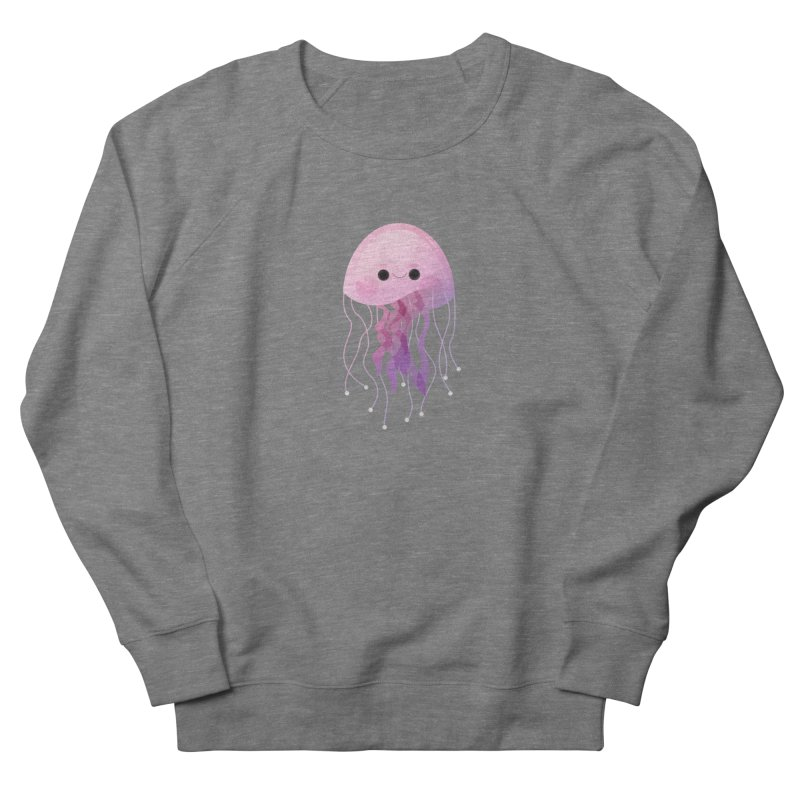 Jellyfish Men's Sweatshirt by theladyernestember's Artist Shop