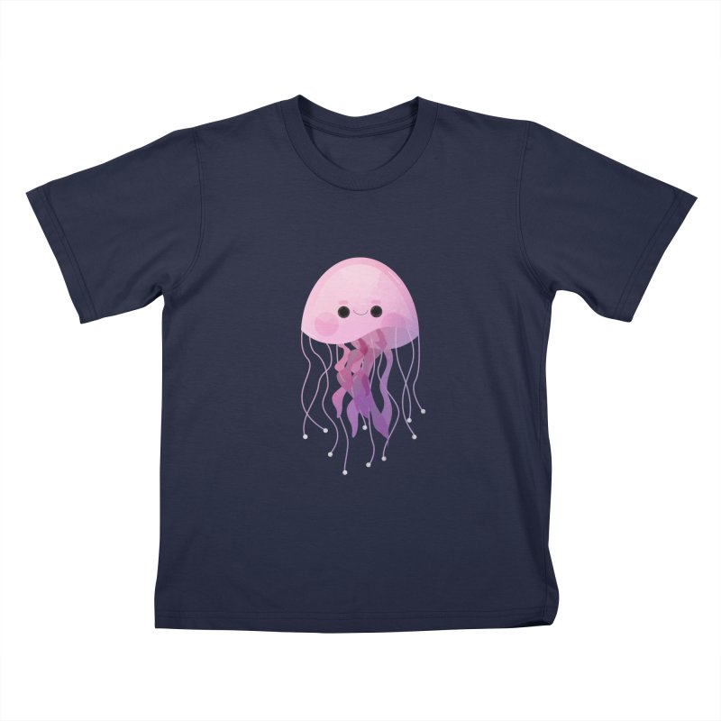Jellyfish Kids T-Shirt by theladyernestember's Artist Shop