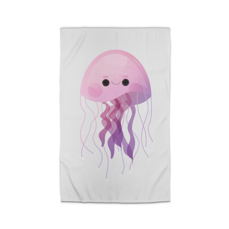 Jellyfish Home Rug by theladyernestember's Artist Shop