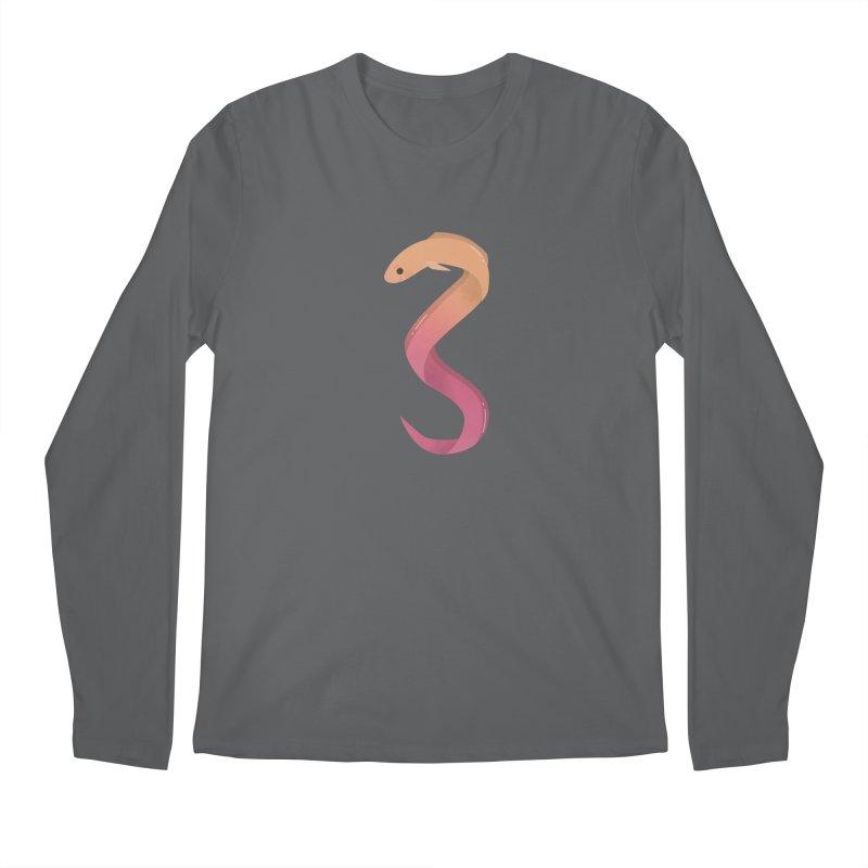 Eel Men's Longsleeve T-Shirt by theladyernestember's Artist Shop
