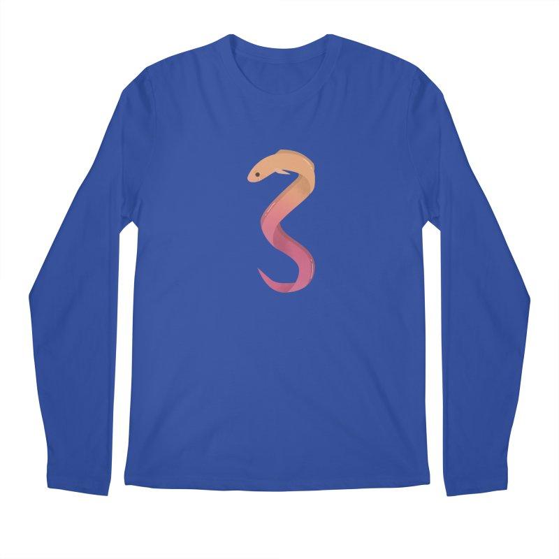 Eel Men's Regular Longsleeve T-Shirt by theladyernestember's Artist Shop