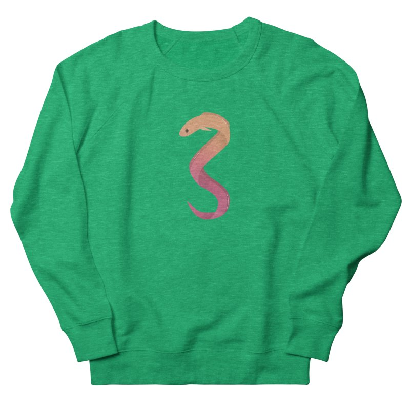 Eel Women's Sweatshirt by theladyernestember's Artist Shop