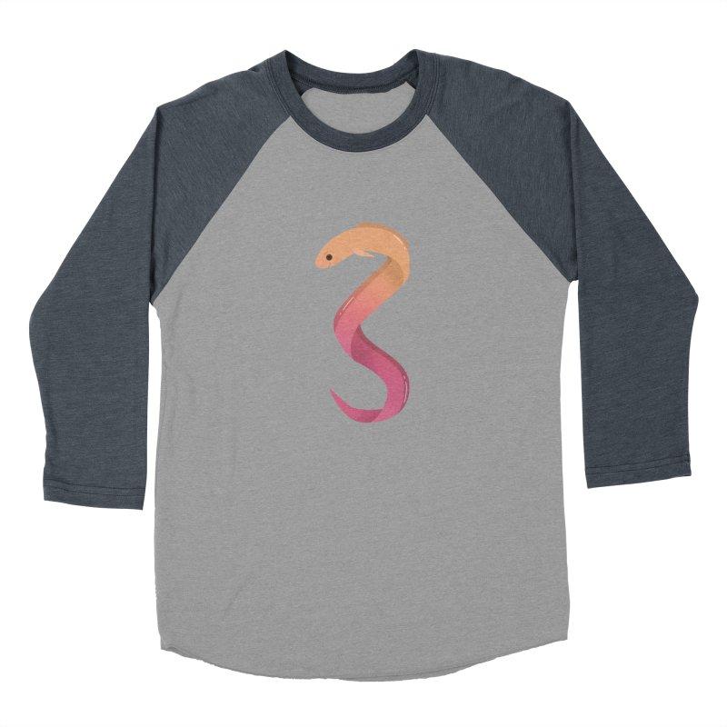 Eel Women's Baseball Triblend Longsleeve T-Shirt by theladyernestember's Artist Shop