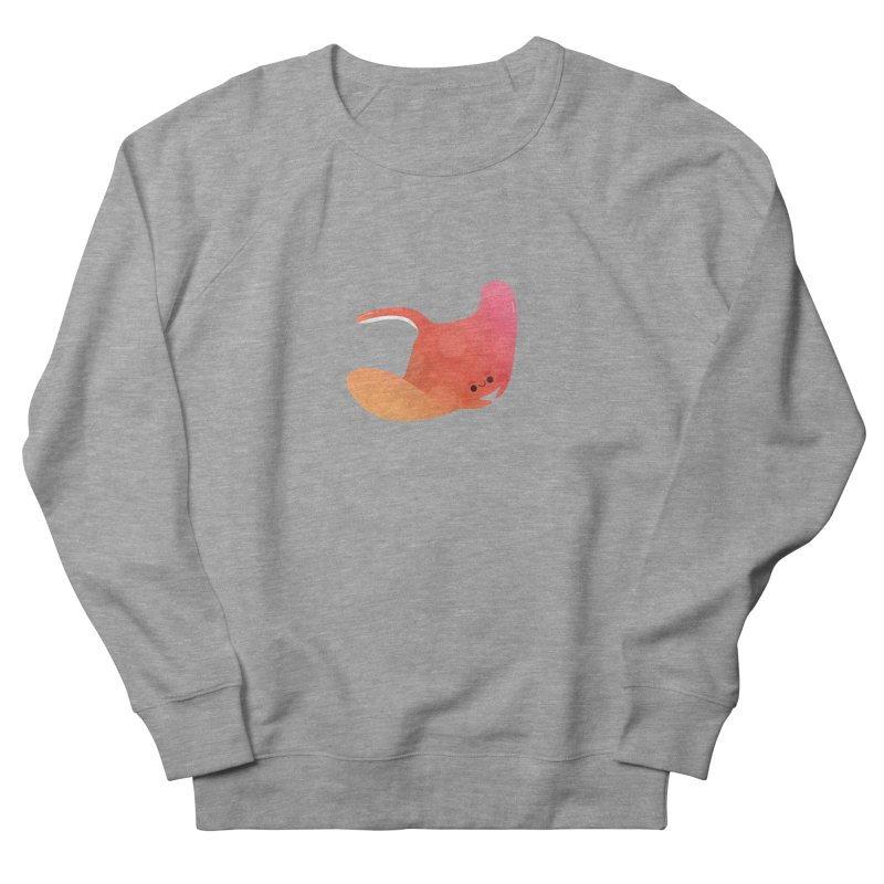 Ray Women's French Terry Sweatshirt by theladyernestember's Artist Shop