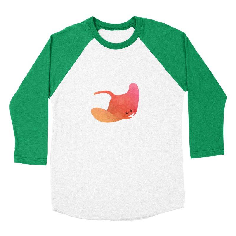 Ray Women's Baseball Triblend Longsleeve T-Shirt by theladyernestember's Artist Shop