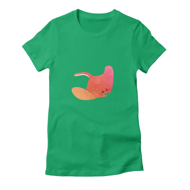 Ray Women's T-Shirt by theladyernestember's Artist Shop