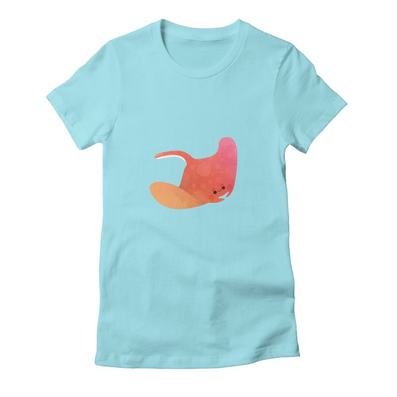 Ray Women's T-Shirt by theladyernestember's Artist Shop