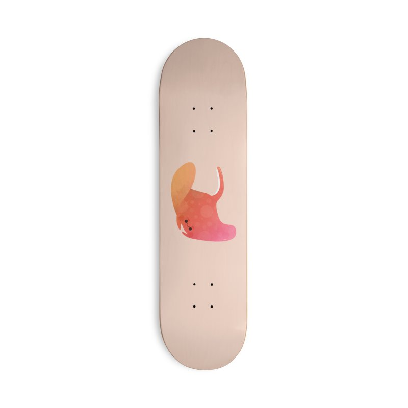 Ray Accessories Skateboard by theladyernestember's Artist Shop