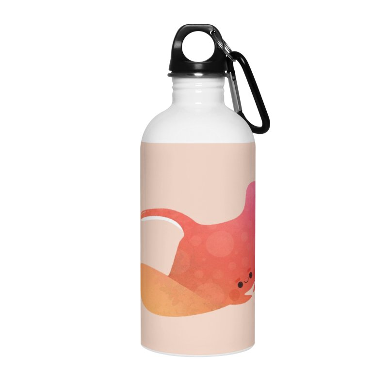Ray Accessories Water Bottle by theladyernestember's Artist Shop