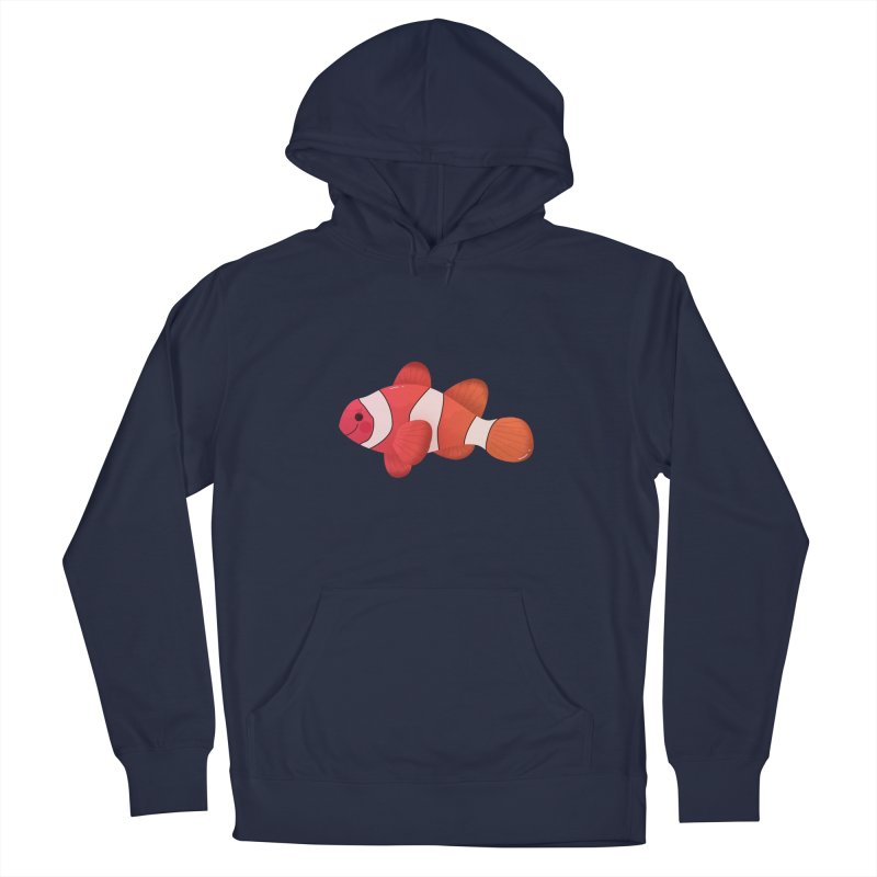 Clownfish Men's Pullover Hoody by theladyernestember's Artist Shop