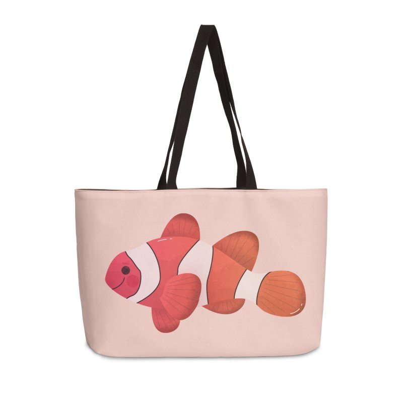 Clownfish Accessories Bag by theladyernestember's Artist Shop