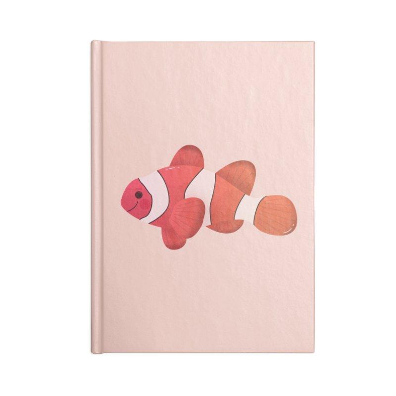 Clownfish Accessories Notebook by theladyernestember's Artist Shop