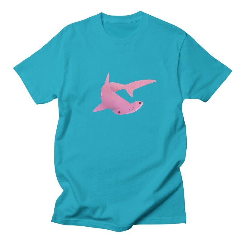 Hammerhead Shark Women's Regular Unisex T-Shirt by theladyernestember's Artist Shop