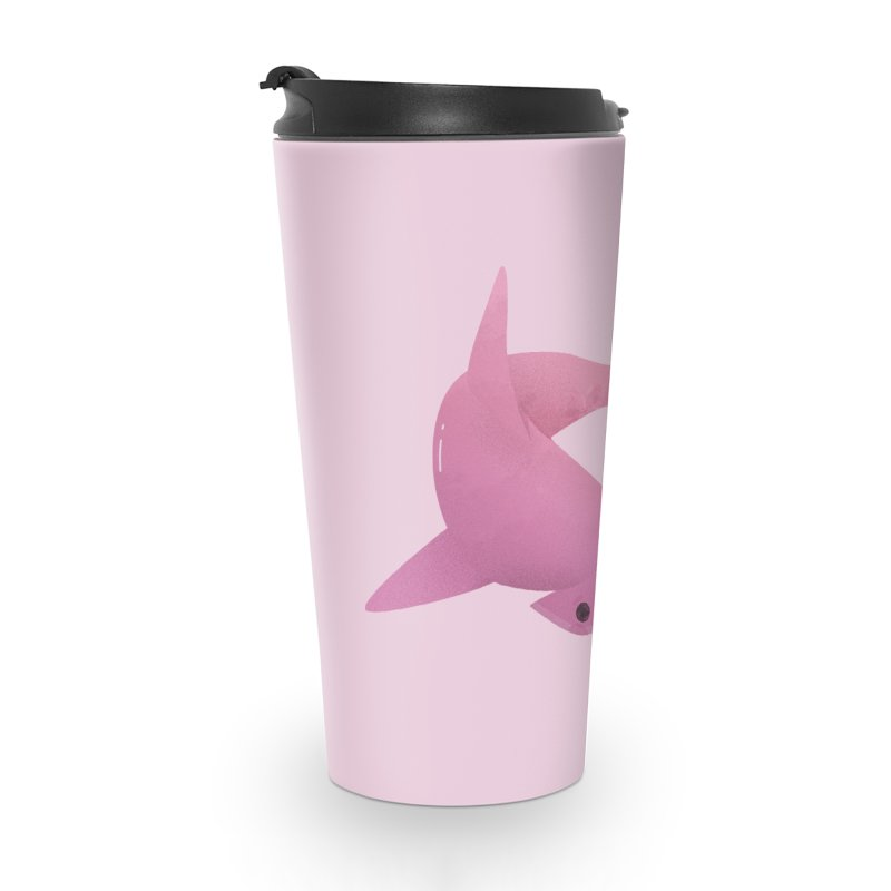 Hammerhead Shark Accessories Travel Mug by theladyernestember's Artist Shop