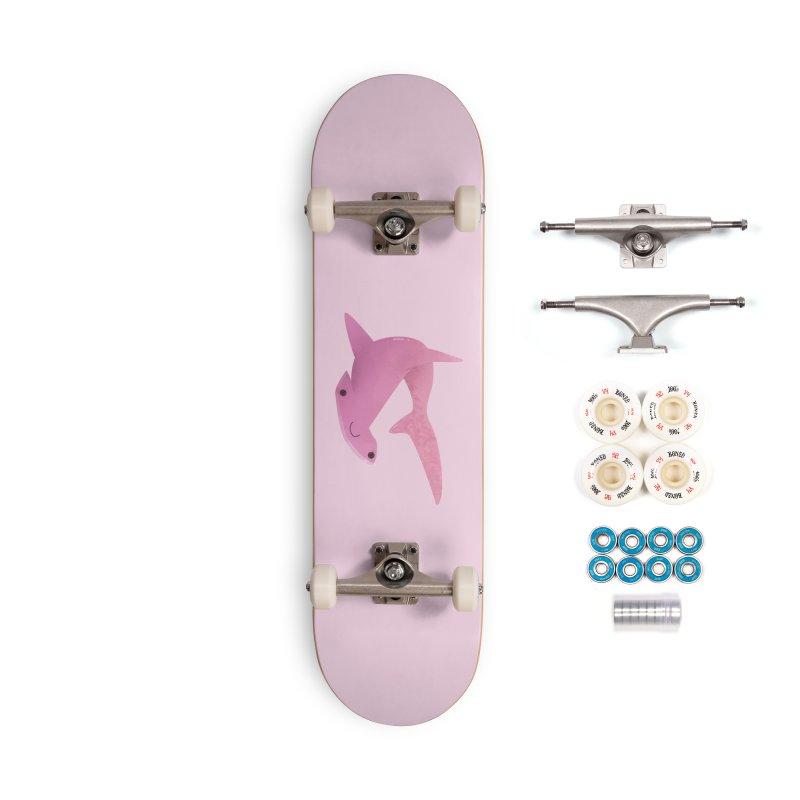 Hammerhead Shark Accessories Complete - Premium Skateboard by theladyernestember's Artist Shop