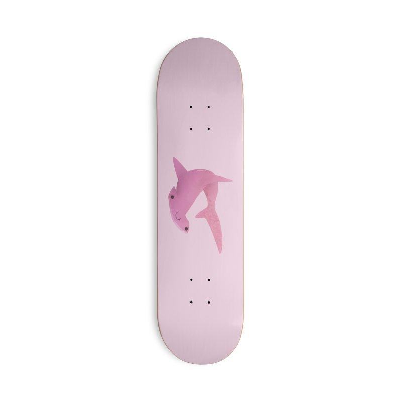 Hammerhead Shark Accessories Deck Only Skateboard by theladyernestember's Artist Shop
