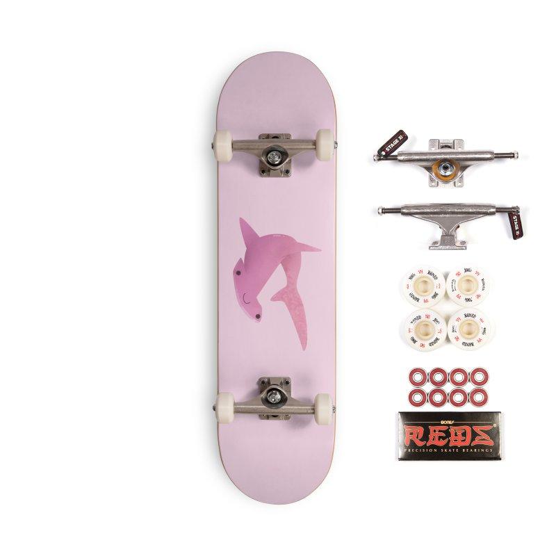 Hammerhead Shark Accessories Complete - Pro Skateboard by theladyernestember's Artist Shop