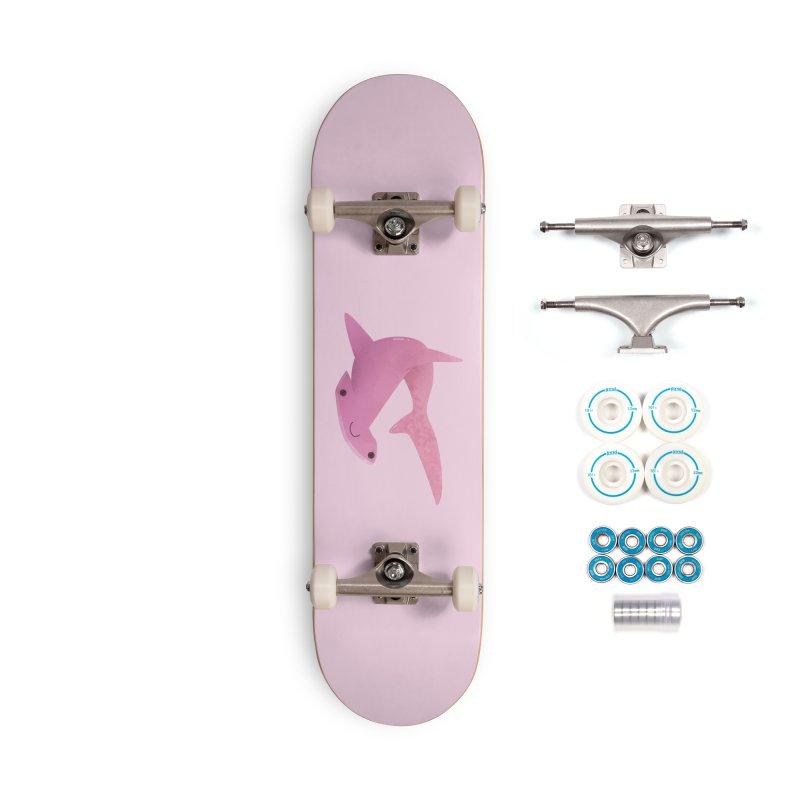 Hammerhead Shark Accessories Complete - Basic Skateboard by theladyernestember's Artist Shop