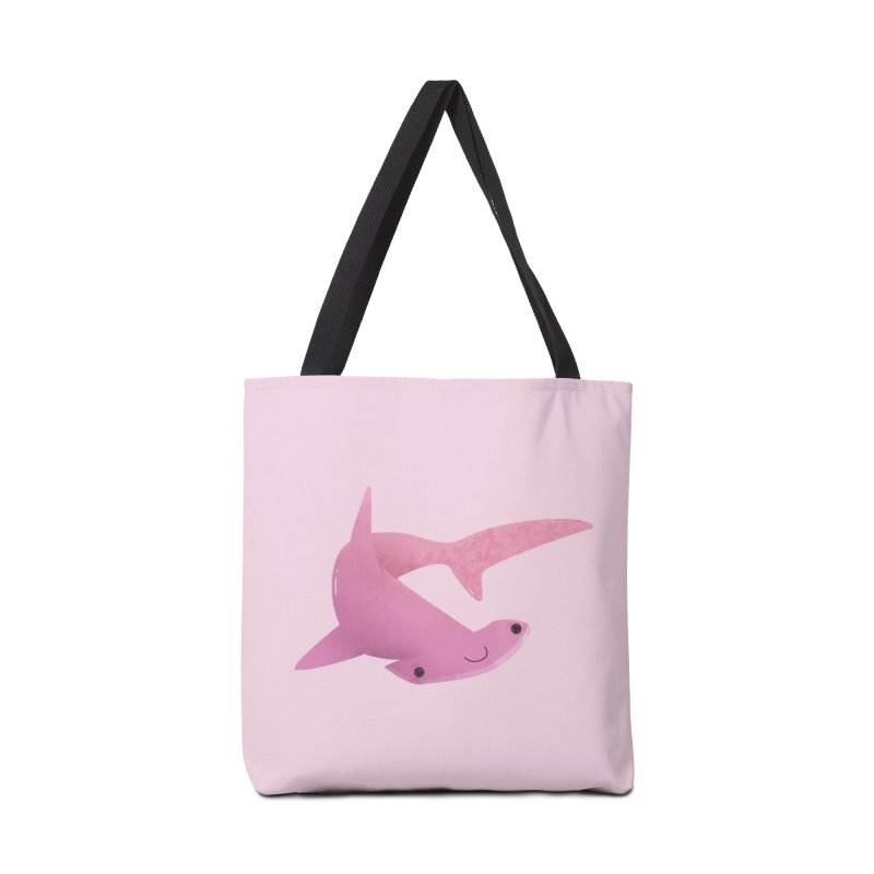 Hammerhead Shark Accessories Tote Bag Bag by theladyernestember's Artist Shop