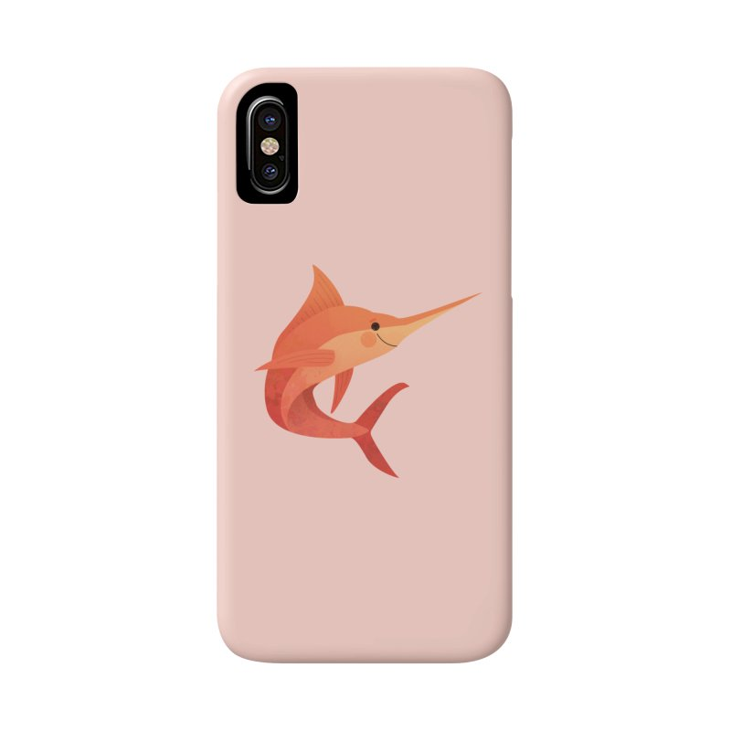 Marlin Accessories Phone Case by theladyernestember's Artist Shop