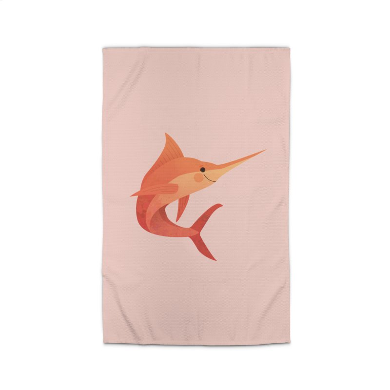 Marlin Home Rug by theladyernestember's Artist Shop