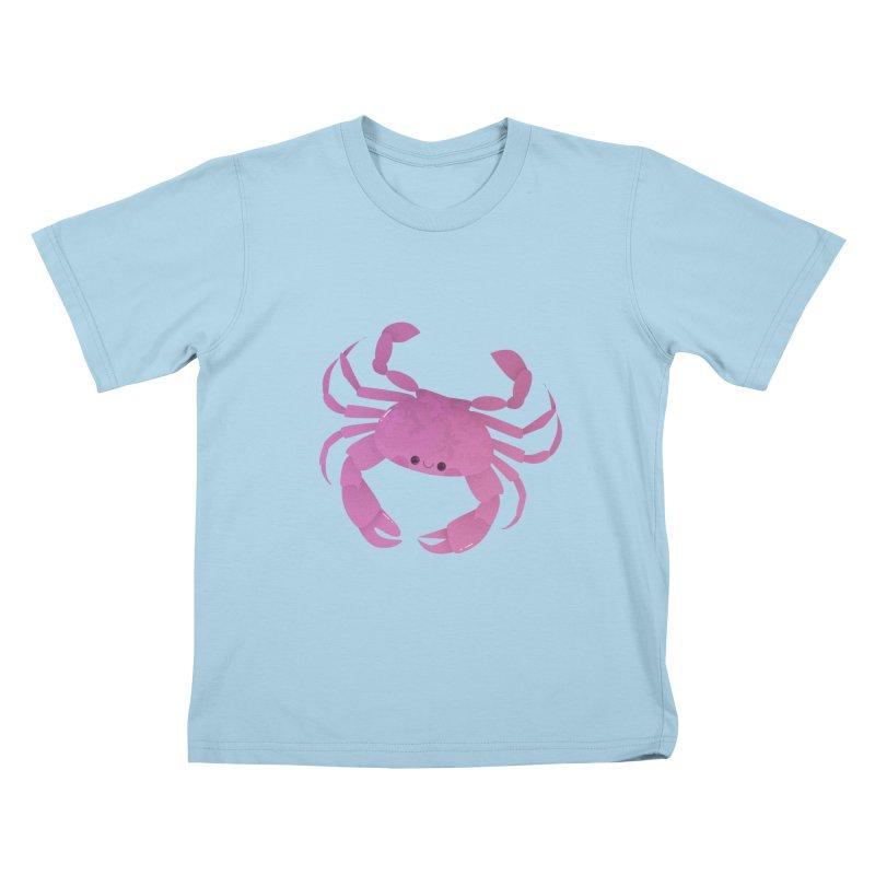 Crab Kids T-Shirt by theladyernestember's Artist Shop