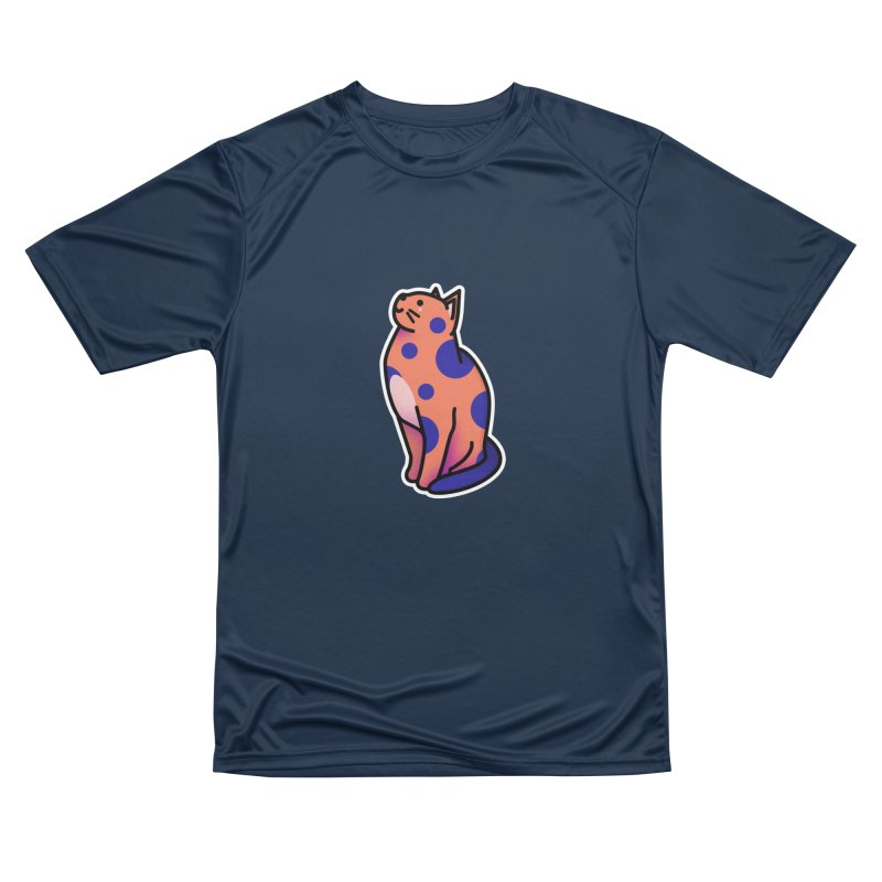 Cute cat Men's Performance T-Shirt by theladyernestember's Artist Shop