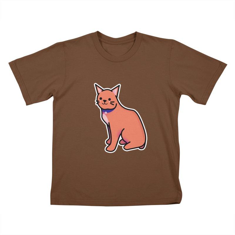 Cat Kids T-Shirt by theladyernestember's Artist Shop