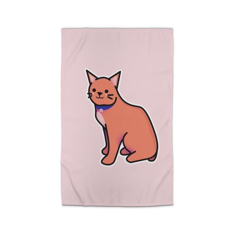 Cat Home Rug by theladyernestember's Artist Shop