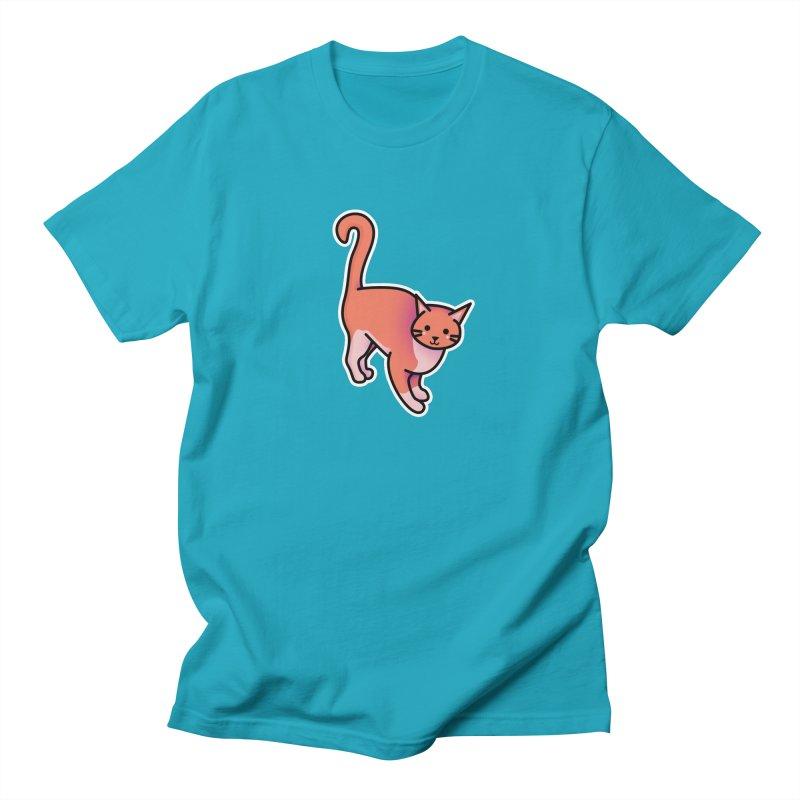 Cat Women's Regular Unisex T-Shirt by theladyernestember's Artist Shop