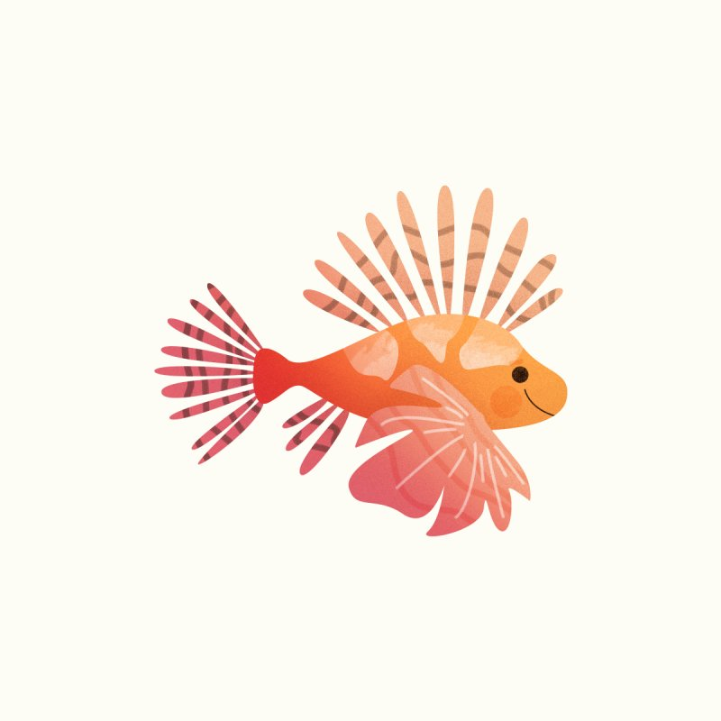 Lionfish by theladyernestember's Artist Shop