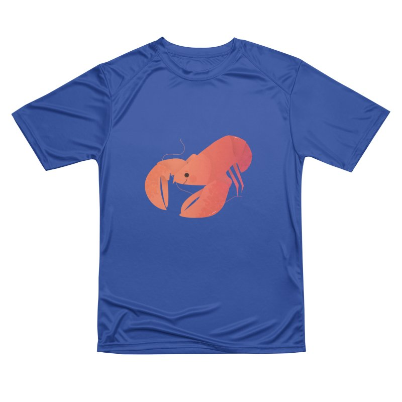 Lobster Men's Performance T-Shirt by theladyernestember's Artist Shop