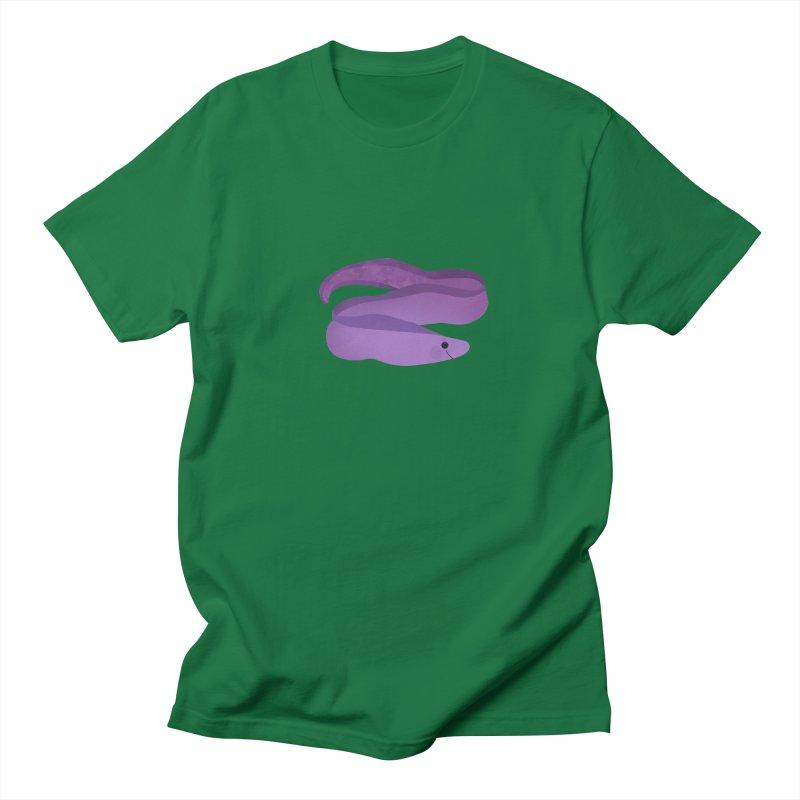 Moray Eel Men's Regular T-Shirt by theladyernestember's Artist Shop