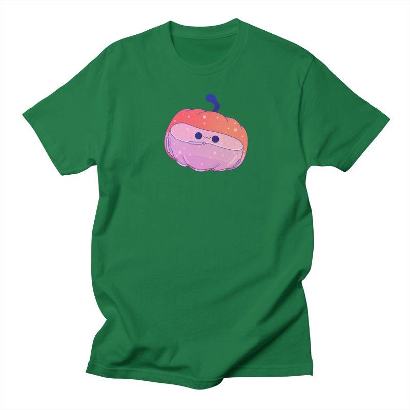 Pumpkin Men's Regular T-Shirt by theladyernestember's Artist Shop