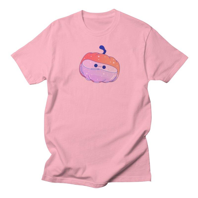 Pumpkin Women's Regular Unisex T-Shirt by theladyernestember's Artist Shop