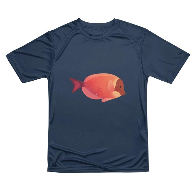 Surgeonfish Women's Performance Unisex T-Shirt by theladyernestember's Artist Shop