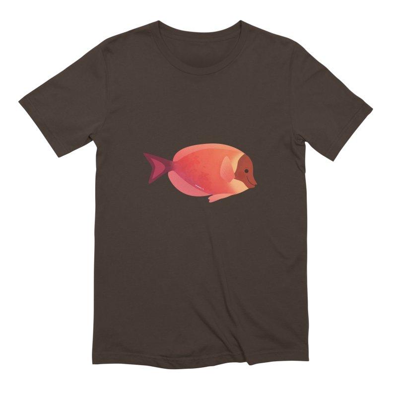 Surgeonfish Men's Extra Soft T-Shirt by theladyernestember's Artist Shop