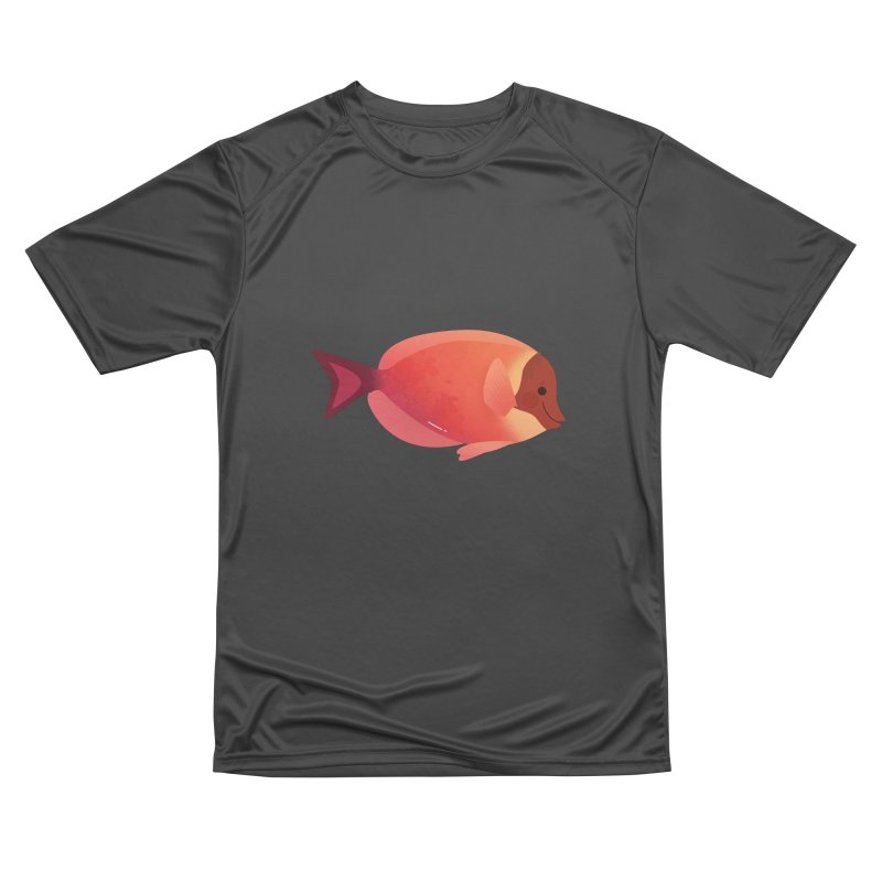 Surgeonfish Men's Performance T-Shirt by theladyernestember's Artist Shop