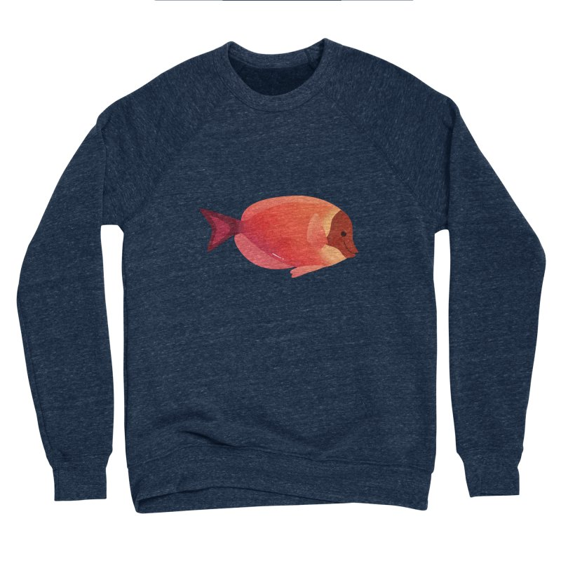 Surgeonfish Men's Sponge Fleece Sweatshirt by theladyernestember's Artist Shop