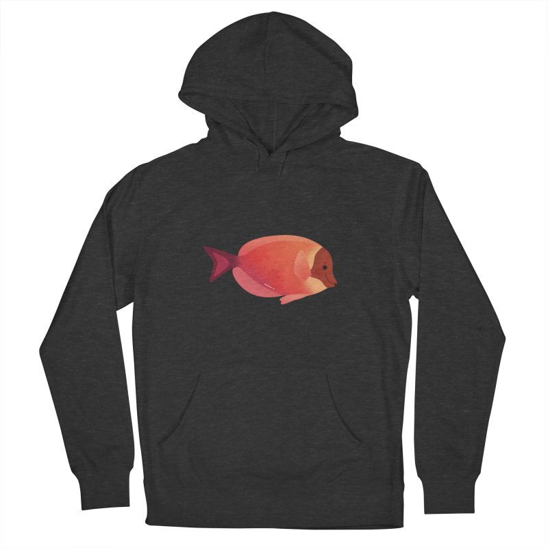 Surgeonfish Men's French Terry Pullover Hoody by theladyernestember's Artist Shop