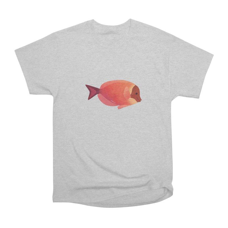 Surgeonfish Men's Heavyweight T-Shirt by theladyernestember's Artist Shop