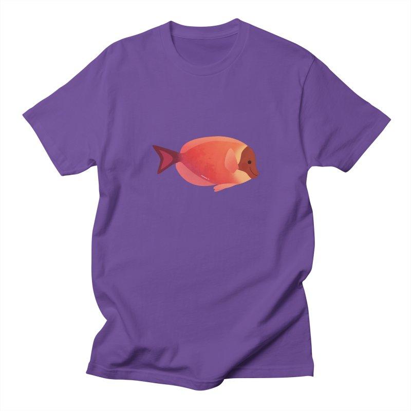 Surgeonfish Men's Regular T-Shirt by theladyernestember's Artist Shop