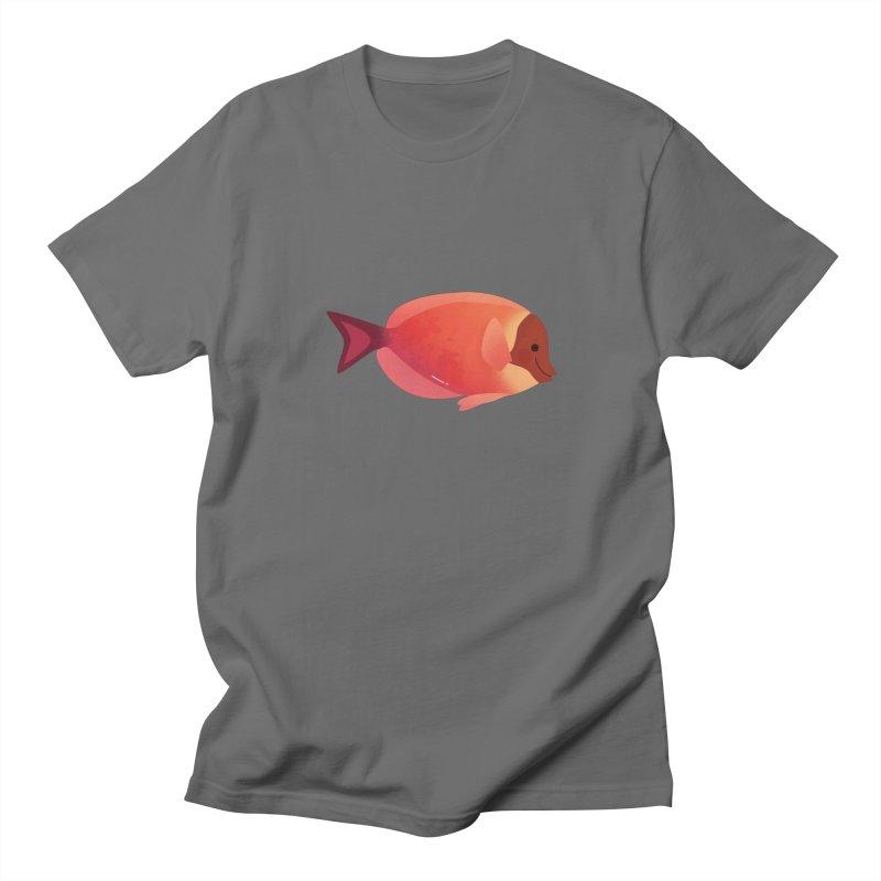 Surgeonfish Men's T-Shirt by theladyernestember's Artist Shop