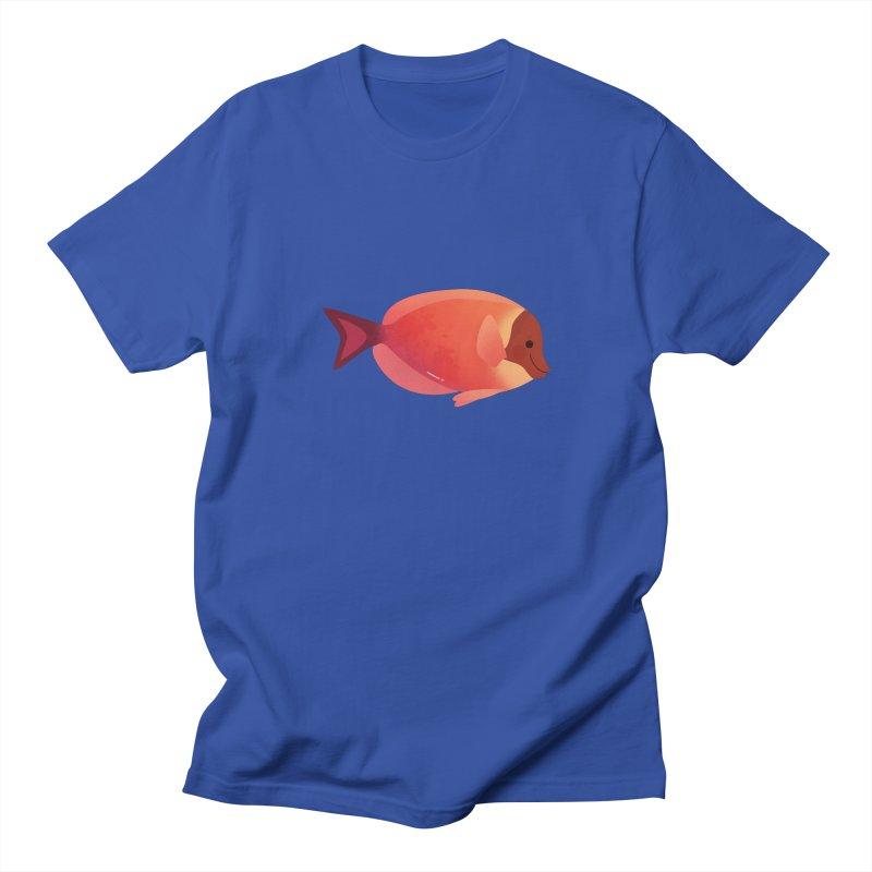 Surgeonfish Women's Regular Unisex T-Shirt by theladyernestember's Artist Shop